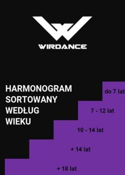 Harmonogram sortowany